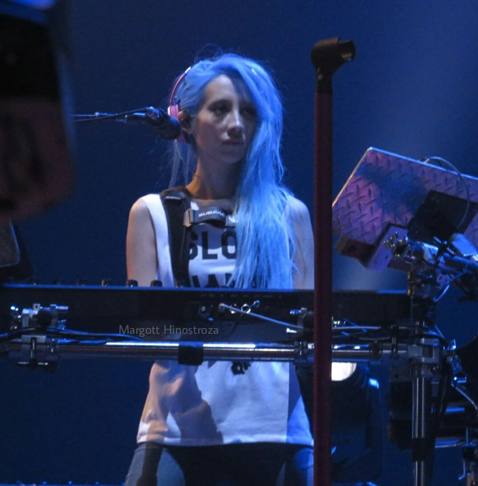 Guns n roses critical solution - Melissa Reese Courtesy Of Margott Hinostroza